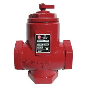 Hot Water Flow Valves