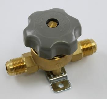Refrigeration Safety Shut-Off Valves