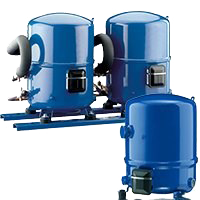 HVAC/R Compressors