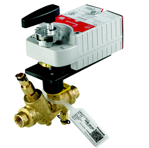 Pressure Independent Control Valves and Actuators