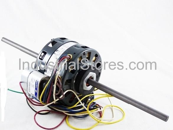 McQuay 106163004 Motor 1/5HP 115V Double Shaft