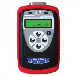 Meriam M200-DI0500 Wet/Wet D.P. Manometer, 0-500 PSID