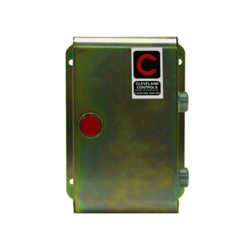 Cleveland Controls AFS-952-55-B Air Pressure Differential Switch for Positive Pressure