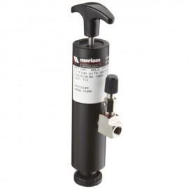 Meriam 961P Hand Pump Assembly, 145 PSIG