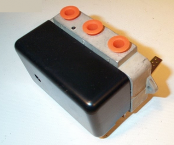 Johnson Controls V-9502-15 Pneumatic Valve Actuator Position without Spring