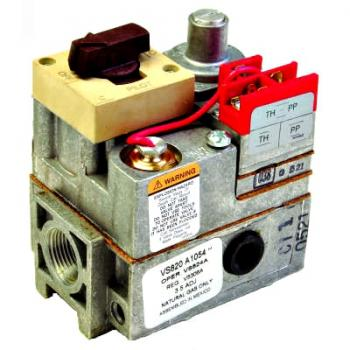 Honeywell VS820A1336 Combination Millivolt Gas Valve 3/4