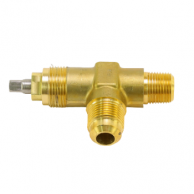 Mueller Industries A11042 Angle Valve 3/8 X 1/2