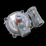 "Actaris B42R-1 Gas Regulator 1"" with Internal Relief Valve 1/4"" Orifice 8-14"" W.C."
