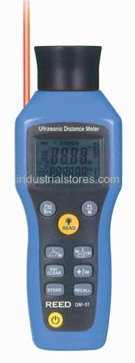 Reed DM-01 Distance Measurer Ultrasonic