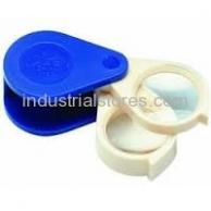 "Reed 7534 Pocket Magnifier 2 Lenses 1"" Diameter"