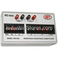 IET RCS-502 Precision Resistance / Capacitance Substituter