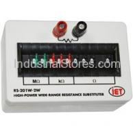 IET RS-201W Wide Range Precision Resistance Substituter