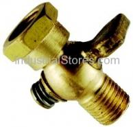 """Conbraco 41-560-01 Air Use Shut-Off Cock 1/4"""" Tee Handle Double Female Hex Shoulder"""