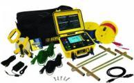 AEMC 2135.54 Multi-Function Ground Resistance Tester Kit - 500ft