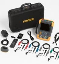 Fluke 190-204-AMS Scopemeter 200 Mhz 4-Channel With Scc Kit