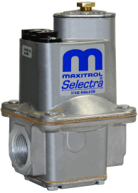 "Maxitrol SR500W-2-1/2"" Gas Regulator 2-Stage 1/2"" NPT"