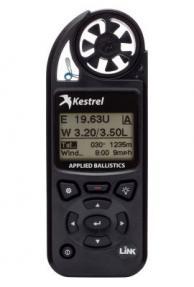 Kestrel Elite Weather Meter with Applied Ballistics with LiNK, Black