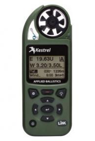 Kestrel Elite Weather Meter with Applied Ballistics with LiNK, Olive Drab