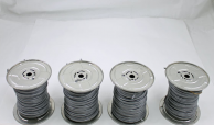 Honeywell 12150309 Genesis Low Voltage Control Control Cable 18/4 AWG Gray 250ft