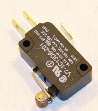 Honeywell V7-1C13D8-201 Roller Switch