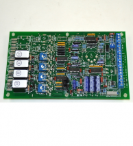 Hoffman Controls Electronics 744-4H 4-Stage Reverse Acting Step Controller