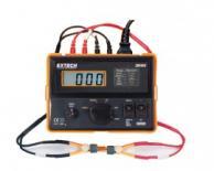 Extech 380462 Portable Precision Milliohm Meter, 220VAC