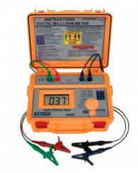 Extech 380580-NIST Battery Powered Milliohm Meter with NIST Traceable Certificate