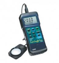 Extech 407026-NIST Heavy Duty Light Meter with PC Interface and NIST Traceable Certificate