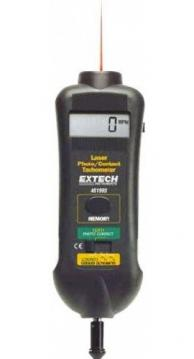 Extech 461995 Laser Photo/Contact Tachometer