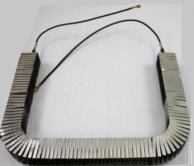 Berko 1802-0087-005 Heating Element Assembly 1666W 480V
