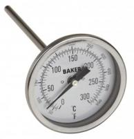 Baker T3006-550 Bimetal Thermometer 50 to 550F (0 to 260C)