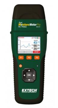Extech MO270 Wireless Combination Pin/Pinless Moisture Meter