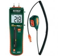 Extech MO265 Combination Pin/Pinless Moisture Meter
