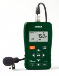 Extech SL400 Personal Noise Dosimeter with USB Interface, 94dB Calibrator
