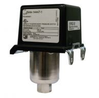 """United Electric J54S-27 Pressure Switch SPDT Internal Hex Adjustment with No Reference Dial 30-300 PSI 1/4"""" NPT"""