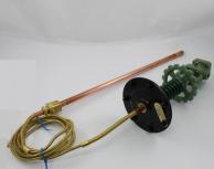 """Spence Regulators P-T14-C1S1GA11 Temperature Pilot Cast Iron 1/4"""" Metal Trim for Steam Service 250-350F"""