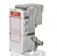 Asco AH2E112A7 Hydramotor Actuator 120V Watertight Enclosure 14-Second with 2-Auxillary Swtiches