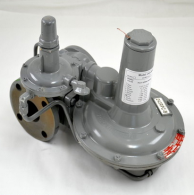 """Sensus (Rockwell-Equimeter) 243-RPC-B-2F Regulator 2"""" Flanged with External Control Line 1"""" Orifice 30"""