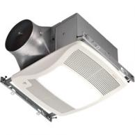BROAN-NuTone XN110HL Ultra Green Humidity Sensing Fan with Light 110 CFM