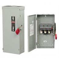 Genteq TH6662 Single Throw Safety Switch