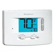 Braeburn 1220 Non-Programmable Thermostat 2H/2C