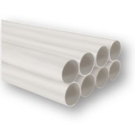 BROAN-NuTone 3808B 8' PVC Tubing (Case Of 440)