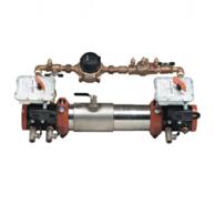 "Watts 0112085 Double Check Detector Assembly 8"" (757DCDA-BFGxPIV-CFM)"