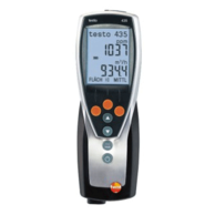 Testo 435-4 Multi-function IAQ/HVAC Meter w/ Memory & Differential Pressure