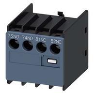 Siemens 3RH2911-1LA11 Front Mount Auxiliary Switch 1NO 1NC