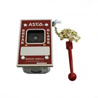 Asco 124-200 Break Glass Switch