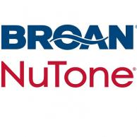 BROAN-NuTone BK125LWH Chime 2 Lighted Pushbutton (Case Of 24)