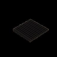 DiversiTech MP-3 AV Pad Rubber (3x3x3/8)
