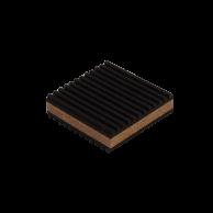 DiversiTech MP-3C Anti-Vibration Pad 3x3Cork/Rub