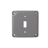 DiversiTech PI377 Cover Sin Toggle Raised 1/2""